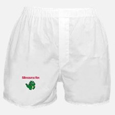 Billyosaurus Rex Boxer Shorts