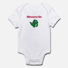 Billyosaurus Rex Infant Bodysuit