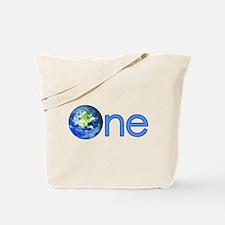 One Earth Tote Bag