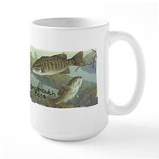 Smallmouth Bass, Fish Mug