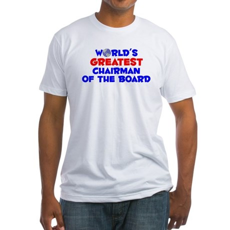 World's Greatest Chair.. (A) Fitted T-Shirt