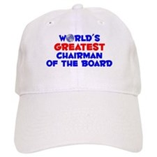 World's Greatest Chair.. (A) Baseball Cap