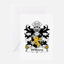 Williams (lordship of Usk, Monmouthshire) Greeting