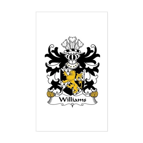 Williams (lordship of Usk, Monmouthshire) Sticker