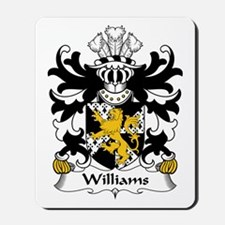 Williams (lordship of Usk, Monmouthshire) Mousepad