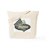 Auto Service Tote Bag