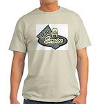 Auto Service Ash Grey T-Shirt