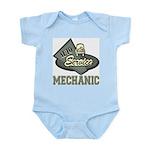 Mechanic Auto Service Infant Creeper