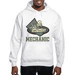Mechanic Auto Service Hooded Sweatshirt