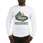 Mechanic Auto Service Long Sleeve T-Shirt