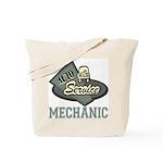 Mechanic Auto Service Tote Bag