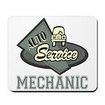 Mechanic Auto Service Mousepad