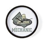 Mechanic Auto Service Wall Clock