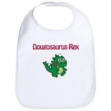 Dougosaurus Rex Bib