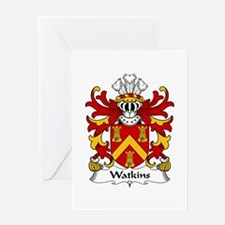 Watkins (of Pembrokeshire) Greeting Card