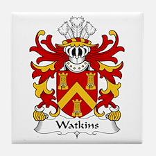 Watkins (of Pembrokeshire) Tile Coaster