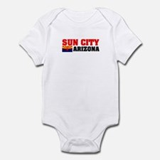 Sun City Infant Bodysuit