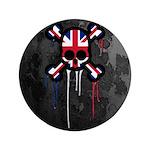 British Punk Skull 3.5
