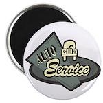 Auto Service Magnet
