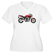Honda 919 Motorbike Red 2007 T-Shirt