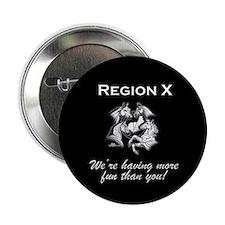 """Region X 2.25"""" Button (10 pack)"""