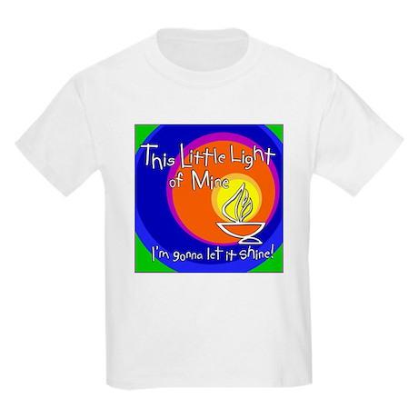 """This Little Light of Mine"" Kids T-Shirt"