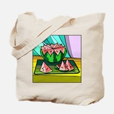 colorful Watermelon 29 Tote Bag