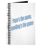 Papa's the name Journal