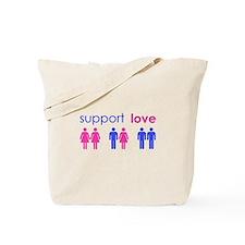 Cute Same sex marriage Tote Bag