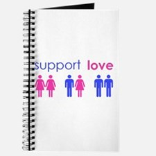 Cute Support gay marriage Journal