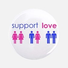 "Funny Equality 3.5"" Button (100 pack)"