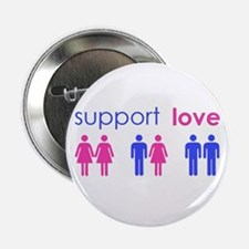 """Funny Marriage equality 2.25"""" Button (100 pack)"""