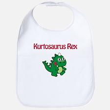 Kurtosaurus Rex Bib
