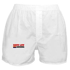 Show Low Boxer Shorts