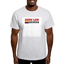 Show Low T-Shirt