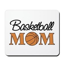 Basketball Mom Mousepad