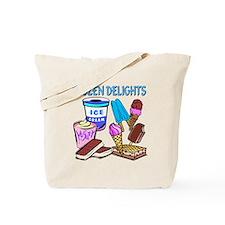Frozen Delights Tote Bag