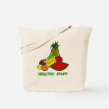 Healthy Stuff Tote Bag