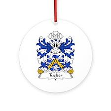 Tucker (of Sealyham, Pembrokeshire) Ornament (Roun