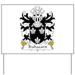 Trahaearn (AP CARADOG, King of Gwynedd) Yard Sign