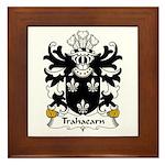Trahaearn (AP CARADOG, King of Gwynedd) Framed Til