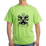 Trahaearn (AP CARADOG, King of Gwynedd) Green T-Sh