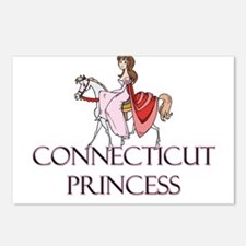 Connecticut Princess Postcards (Package of 8)