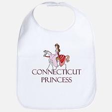 Connecticut Princess Bib