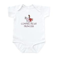 Connecticut Princess Infant Bodysuit