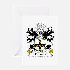 Thomas (of Caernarfonshire) Greeting Card