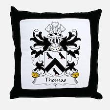 Thomas (AP GRUFFUDD AP NICOLAS) Throw Pillow