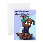 Dr. Puppy get well card