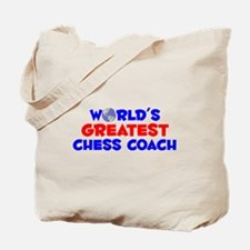 World's Greatest Chess.. (A) Tote Bag