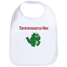 Tommyosaurus Rex Bib